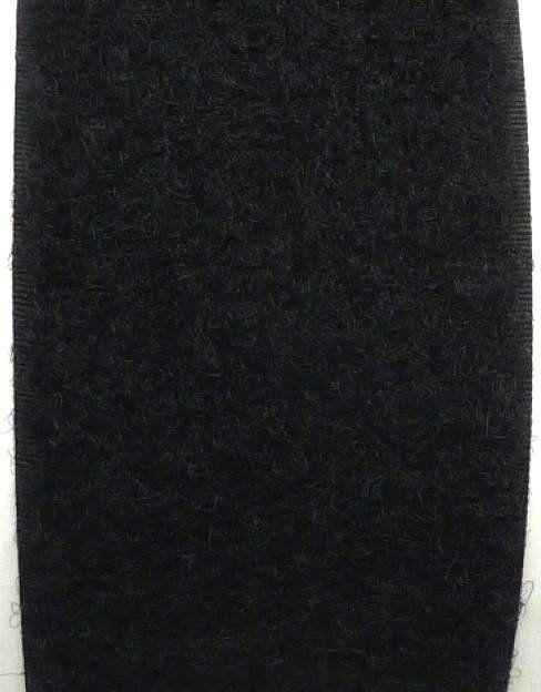 klettverschluss flauschband zum aufn hen schwarz jberger gmbh schaffhausen. Black Bedroom Furniture Sets. Home Design Ideas